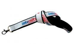 Двойно шита лента за бадж Internity