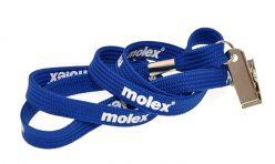Плетена лента за бадж Molex