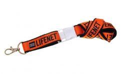 Лента за бадж с USB памет - Lifenet