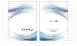 тефтер Aris Cargo
