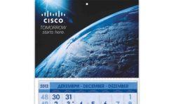 Работен календар - CISCO 2014